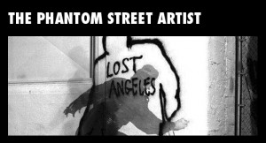 The Phantom Street Artist